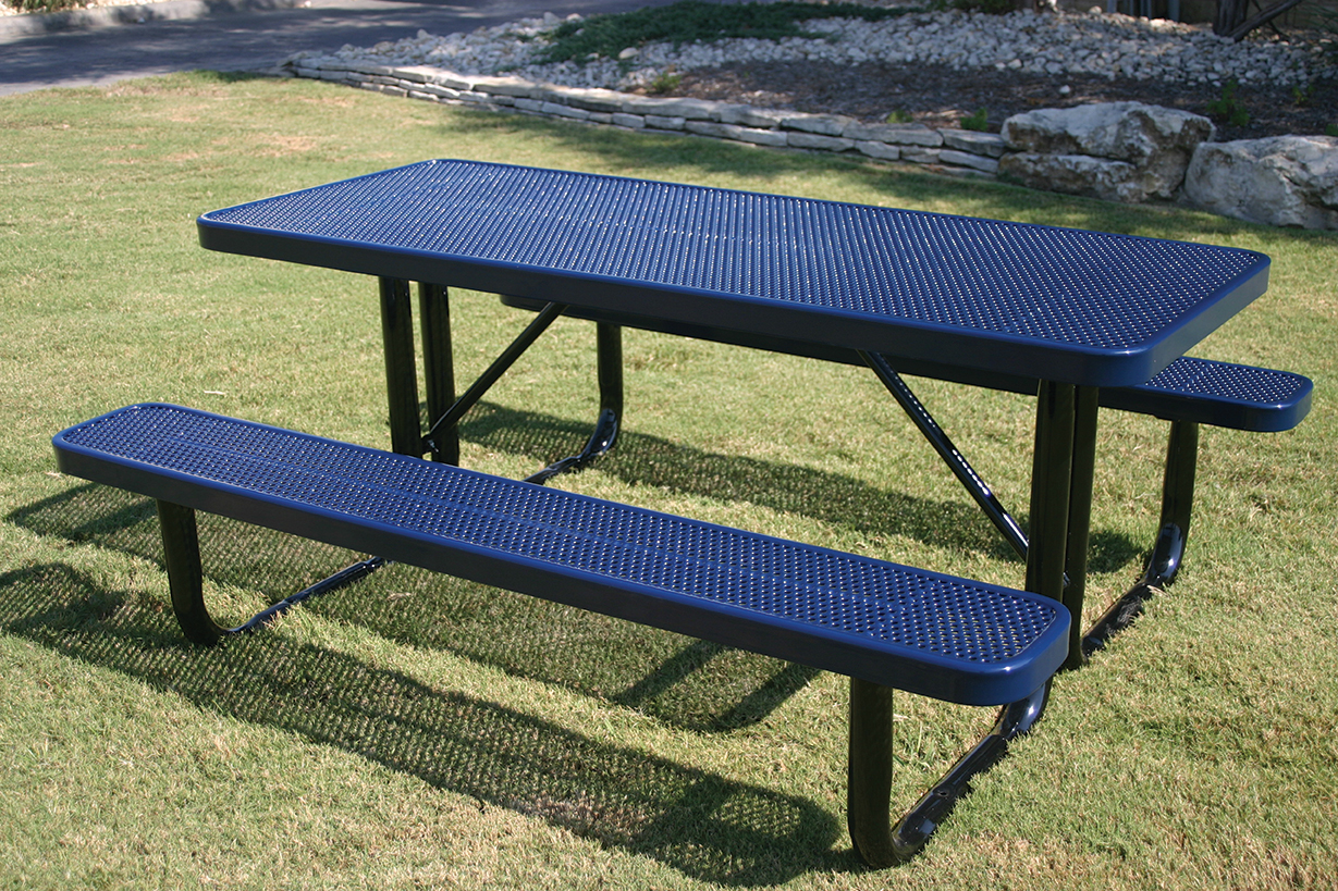rectangular portable picnic table mytcoatmytcoat. Black Bedroom Furniture Sets. Home Design Ideas