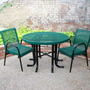 Patio and Chairs by MyTCoat